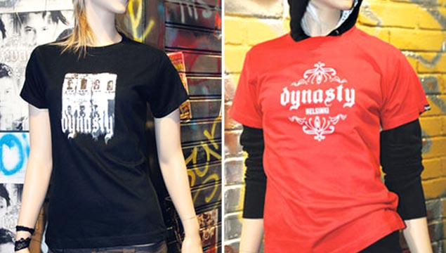 Dynasty Recordings merchandise