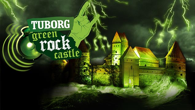Tuborg Green Rock Castle Festival