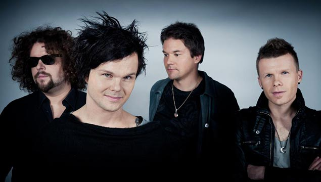 Intervista con i The Rasmus