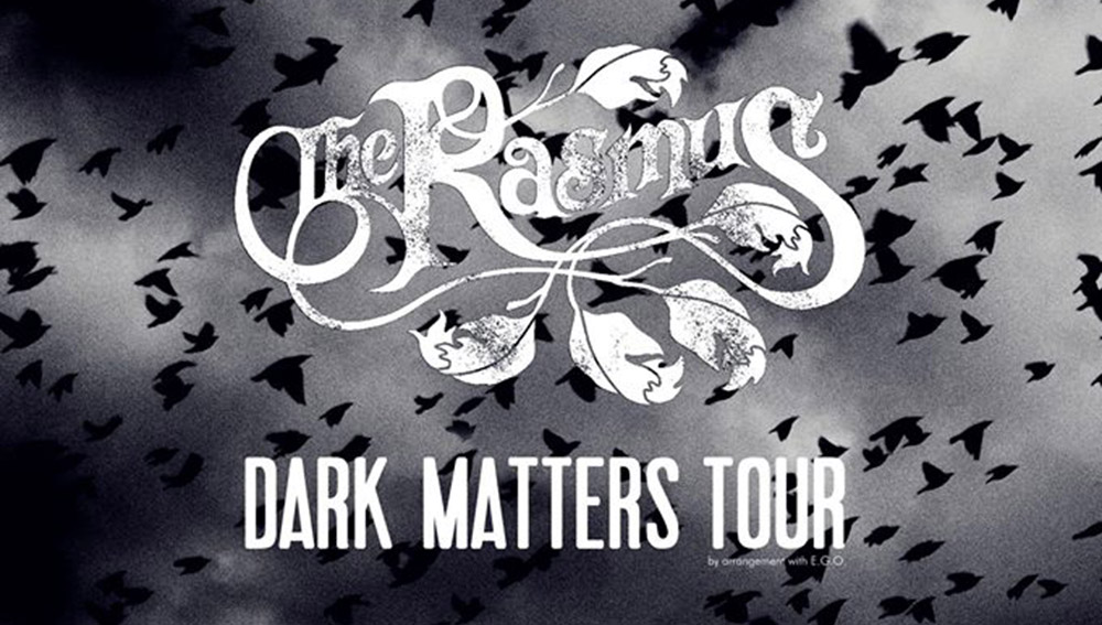 Dark Matters tour in Giappone