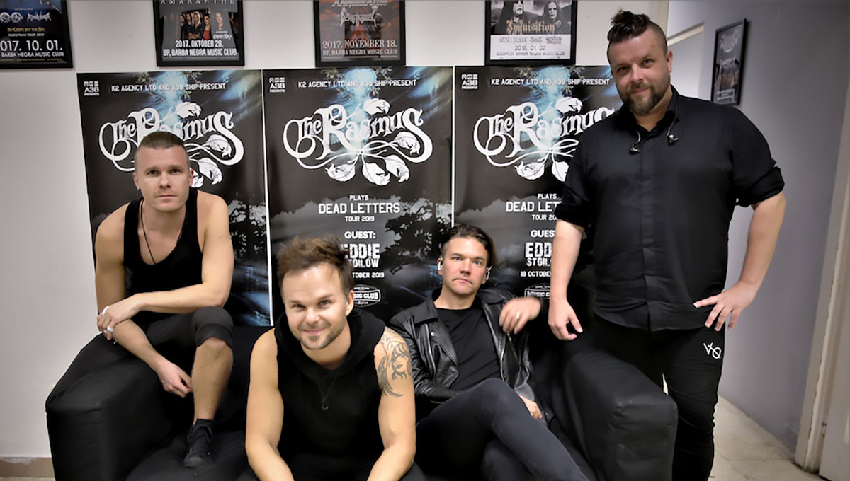 The Rasmus' crazy years
